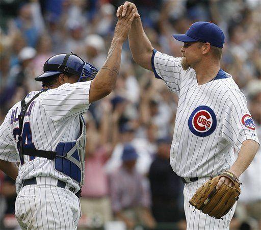 MLB: Cachorros 10, Rockies 9; Blanco la saca del parque