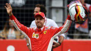 Sebastian Vettel logra la pole en el Gran Premio de Alemania