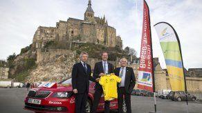 El Tour de Francia-2016 saldrá del Monte Saint-Michel el 2 de julio