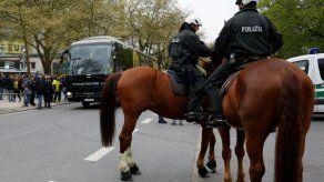 Alemania investiga una nueva carta que reivindica el ataque de Dortmund