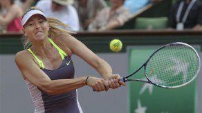 Sharapova avanza a la final del Abierto de Francia