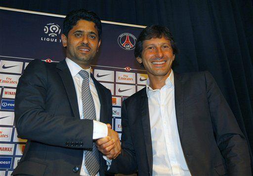 PSG contrata a Leonardo como director deportivo