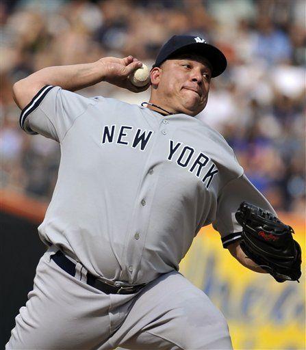 MLB: Yanquis 5, Mets 2; Colón gana en reactivación