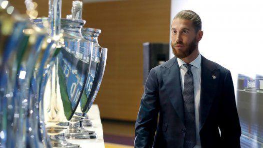 El adiós de una leyenda: Sergio Ramos se despide entre lágrimas del Real Madrid