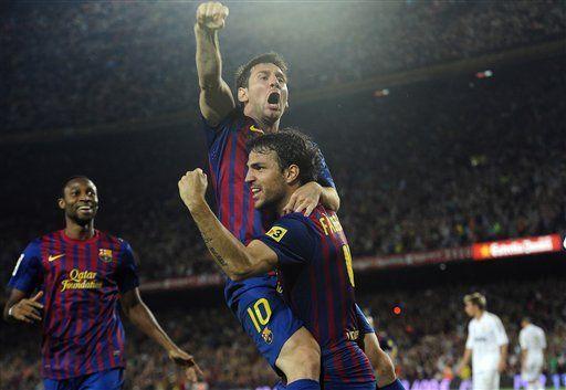 2011: El año en que Barcelona entró en la historia