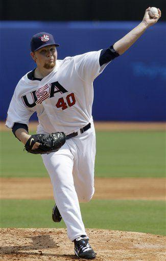 EEUU se recupera y gana en béisbol