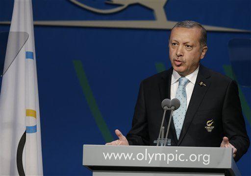 Estambul se promueve como prenda de paz