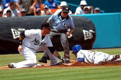 MLB: Cachorros 9, Marlins 2