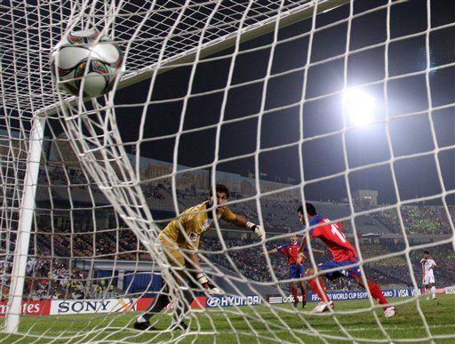 Sub20: Costa Rica derrota a Emiratos y es semifinalista