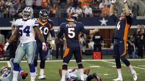 Prater da triunfo a Broncos en duelo electrizante