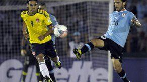 Uruguay vence a Colombia