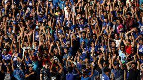 Hinchas entusiastas y con esperanza en regreso del fútbol internacional a Irak