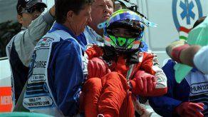 Ferrari: Massa está en condición estable