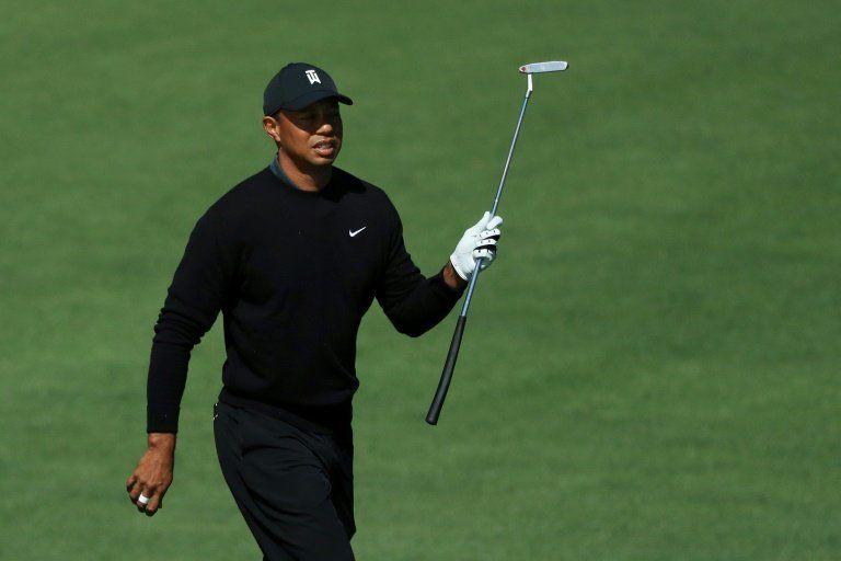 Tiger Woods debuta en el 82 Masters de Augusta tras 3 años de ausencia