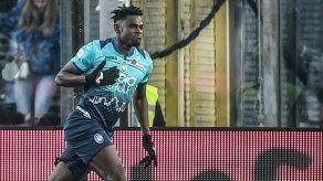 Fiorentina y Atalanta suman puntos gracias a goles de Muriel y Zapata