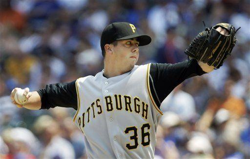 MLB: Piratas 3, Cachorros 0; Karstens gana en su debut