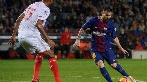 Las dudas sobre su renovación no preocupan a Messi