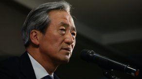 El surcoreano Chung Mong-joon será candidato a la presidencia de la FIFA