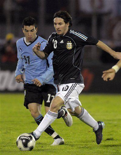 Mundial: Messi admite que no juega bien con Argentina