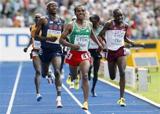 Bekele completa doblete con victoria en 5.000 metros