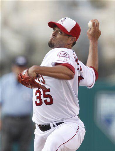 MLB: Angelinos 5, Tigres 1; Piñeiro domina a Tigres