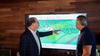 LO ÚLTIMO. Manuel Arias confirma que pronto entregarán tierras para el Centro de Alto Rendimiento de la FEPAFUT