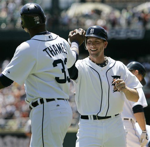 MLB: Tigres 4, Mellizos 2; Clete Thomas pega jonrón