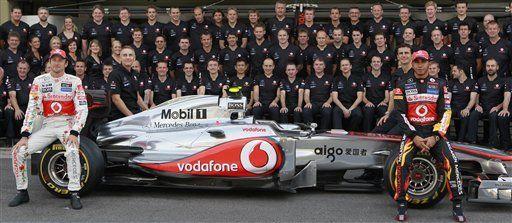 F1: Hamilton y Button ya anhelan la temporada 2012
