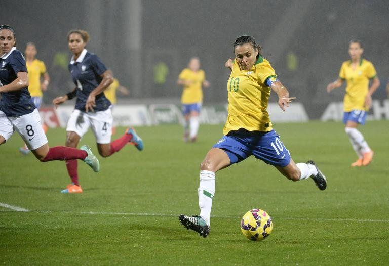 Brasil y Japón en grupos cómodos del Mundial femenino