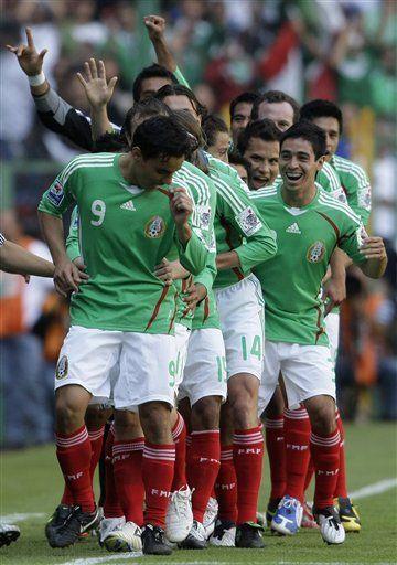 Mundial: México a cortar mala racha como visitante