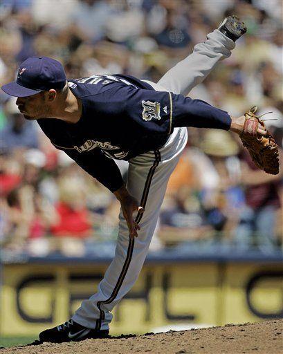 MLB: Cerveceros 9, Piratas 1; Hardy y Hall conectan jonrones