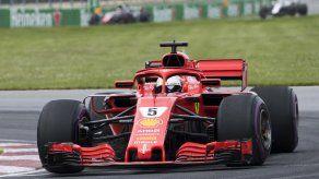 Sebastian Vettel gana el GP de Canadá de punta a punta