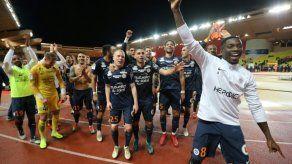 El Montpellier remonta al Mónaco y asciende al segundo puesto