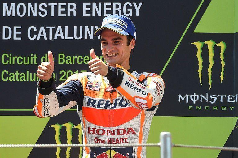 Dani Pedrosa se despide de MotoGP al final de la temporada