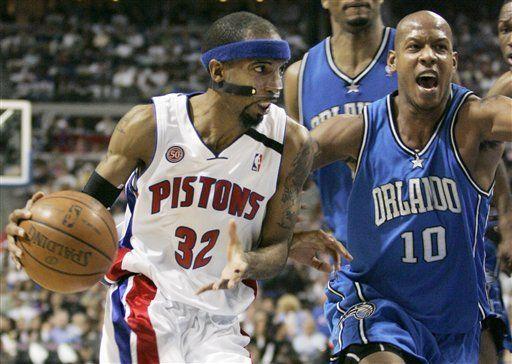 NBA: Pistons eliminan al Magic en playoffs