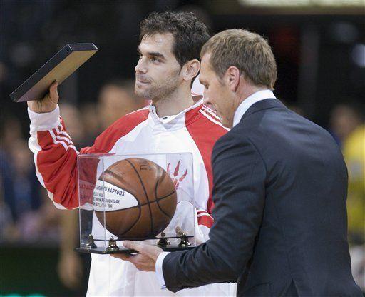 NBA: Raptors 101, Cavaliers 91, pese a triple doble de James
