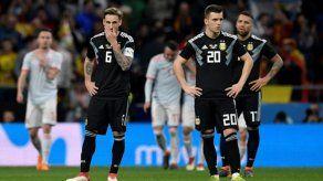 Catástrofe de 6-1 con España deja a Argentina en sombras