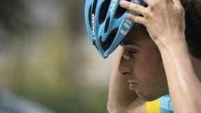 Fabio Aru no correrá el Giro de Italia por una lesión en la rodilla