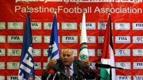 El partido Palestina-Arabia Saudí se jugará en Jordania