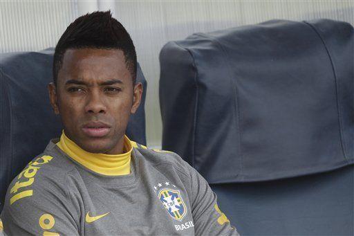 América: Menezes defiende cambio de Jadson por Robinho