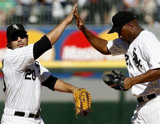 MLB: Medias Blancas 6, Medias Rojas 5, relevo impecable de Dotel