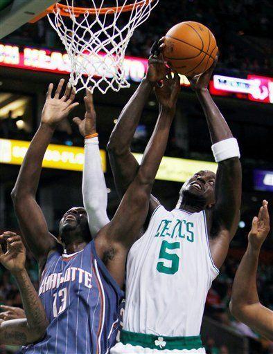 NBA: Celtics 92, Bobcats 59; Garnett regresa en una victoria fácil